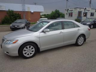 Used 2009 Toyota Camry HYBRID , CERTIFIED for sale in Kitchener, ON