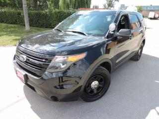 Used 2014 Ford Explorer EX POLICE for sale in Brampton, ON