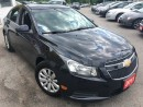Used 2011 Chevrolet Cruze LT/AUTO/STEERING CONTROLS/MINT for sale in Pickering, ON