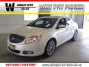 Used 2014 Buick Verano SUNROOF|LEATHER|BACKUP CAM|34,120 KMS for sale in Cambridge, ON