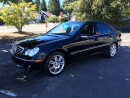Used 2007 Mercedes-Benz C-Class Avantgarde Edt. Coquitlam Location 604-298-6161 for sale in Langley, BC