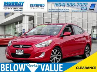 Used 2015 Hyundai Accent SE**HEATED SEATS**BLUETOOTH** for sale in Surrey, BC