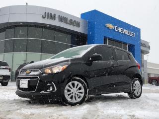 Used 2017 Chevrolet Spark 1LT CVT LT for sale in Orillia, ON