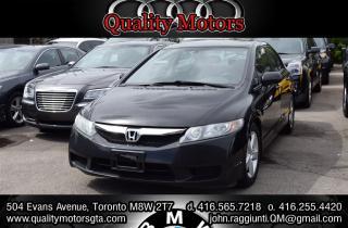 Used 2009 Honda Civic Sport for sale in Etobicoke, ON