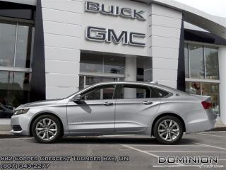 Used 2016 Chevrolet Impala LT 2LT for sale in Thunder Bay, ON