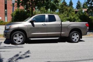 Used 2007 Toyota Tundra Limited 5.7L V8 Double Cab 4x4 for sale in Vancouver, BC