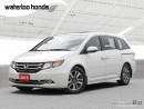 Used 2015 Honda Odyssey Touring 160,000 km Honda Warranty! Navigation, Leather and More! for sale in Waterloo, ON