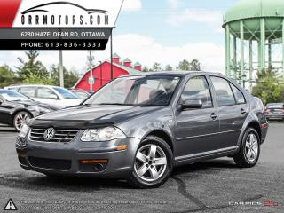 Used 2008 Volkswagen Jetta City for sale in Stittsville, ON