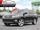 Used 2013 Toyota Highlander SPORT 4WD for sale in Stittsville, ON