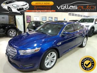 Used 2013 Ford Taurus SEL| NAVIGATION| LEATHER| SUNROOF for sale in Woodbridge, ON