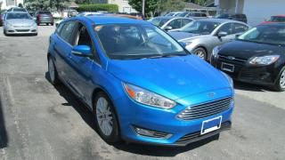 Used 2015 Ford Focus Titanium for sale in Richmond, ON