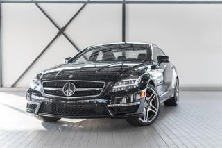 Used 2012 Mercedes-Benz CLS 63 AMG for sale in Langley, BC