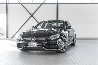 Used 2016 Mercedes-Benz C63 S AMG Sedan | Factory Certified w/ Warranty for sale in Langley, BC