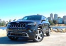 Used 2014 Jeep Grand Cherokee 4x4 Overland for sale in Vancouver, BC