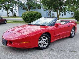 Used 1997 Pontiac Firebird Trans Am 156458 miles **California Car** for sale in Cambridge, ON
