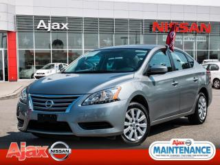 Used 2014 Nissan Sentra 1.8 S*Low Kms*Accident Free for sale in Ajax, ON