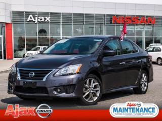 Used 2014 Nissan Sentra 1.8 SR*Sporty Sedan*Bluetooth*Accident Free for sale in Ajax, ON