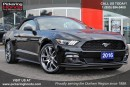 Used 2016 Ford Mustang EcoBoost Premium for sale in Pickering, ON