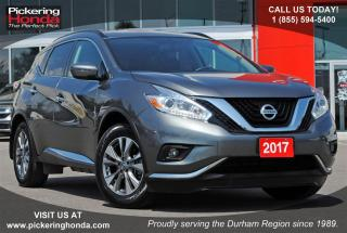 Used 2017 Nissan Murano SL for sale in Pickering, ON