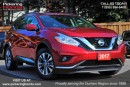Used 2017 Nissan Murano SUNROOF, NAVI, REMOTE STARTER for sale in Pickering, ON