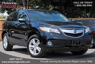 Used 2015 Acura RDX w/Technology Package for sale in Pickering, ON
