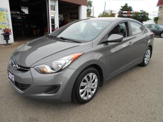 Used 2013 Hyundai Elantra GL for sale in Guelph, ON