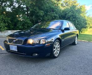 Used 2004 Volvo S80 SR w/Premium Package AWD for sale in North York, ON
