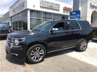 Used 2015 Chevrolet Tahoe LTZ..WOW Very Rare for sale in Burlington, ON