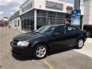 Used 2009 Dodge Avenger SXT.. Alloys/Auto/Air for sale in Burlington, ON