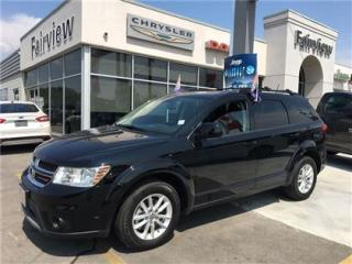 Used 2017 Dodge Journey SXT.. Like new Only 800kms for sale in Burlington, ON