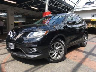Used 2014 Nissan Rogue SL for sale in Vancouver, BC