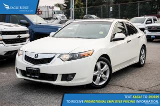 Used 2009 Acura TSX Technology Package Sunroof and Heated Seats for sale in Port Coquitlam, BC