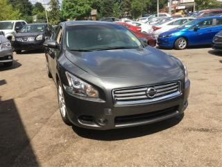Used 2014 Nissan Maxima SV for sale in Scarborough, ON