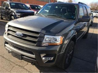 Used 2017 Ford Expedition Max Platinum EL, LIMITED for sale in Toronto, ON