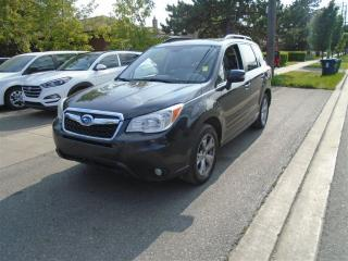 Used 2014 Subaru Forester 2.5i Limited Package for sale in Scarborough, ON