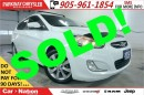 Used 2012 Hyundai Accent GLS| SUNROOF| ALLOY WHEELS| SIRIUSXM & MORE! for sale in Mississauga, ON