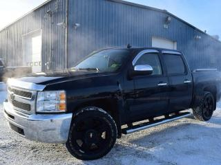 Used 2012 Chevrolet Silverado 1500 LS for sale in Peace River, AB