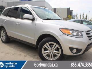 Used 2012 Hyundai Santa Fe Sport HALF LEATHER SUNROOF HEATED SEATS for sale in Edmonton, AB