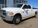 Used 2012 Dodge Ram 2500 ST for sale in Peace River, AB