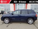 Used 2012 Jeep Compass LIMITED for sale in Red Deer, AB