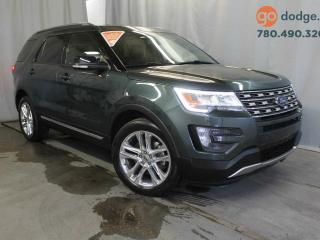 Used 2016 Ford Explorer XLT 4x4 / GPS Navigation / Rear Back Up Camera / Heated Front Seats for sale in Edmonton, AB