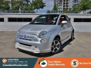 Used 2014 Fiat 500E ELEC for sale in Richmond, BC