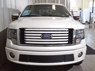 Used 2011 Ford F-150 Lariat Limited for sale in Red Deer, AB