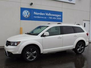 Used 2015 Dodge Journey Crossroad for sale in Edmonton, AB