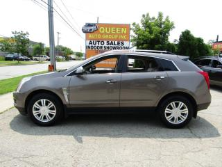 Used 2011 Cadillac SRX Luxury | Push To Start | Bose Audio | Sunroof for sale in North York, ON
