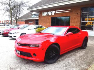 Used 2014 Chevrolet Camaro 2LS,LOW KM , PERFECT CONDITION ,CERTIFIED for sale in Concord, ON