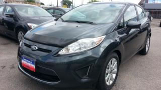 Used 2011 Ford Fiesta SE /Accident Free/Ontario car/AUTO/Heat-Seats for sale in North York, ON