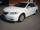 Used 2008 Toyota Camry hbrid,auto for sale in Mississauga, ON