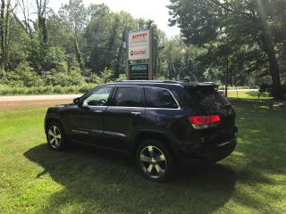 Used 2014 Jeep Grand Cherokee Limited for sale in Delhi, ON