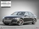 Used 2018 Audi S4 354 horsepower Technik S4 DEMO for sale in Halifax, NS